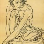 The Master!  Egon Schiele