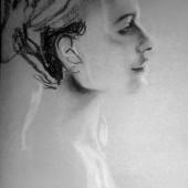 'Sofia' Portrait   Debbie Hinks