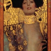 'Judith and the head of Holofernes' Gustav Klimt