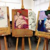 January 2018 – life drawing course – Lawrence studio – starts 9th January