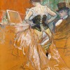 'Toulouse Lautrec' themed drawing session – Alcampo Lounge – 11th January 2018