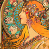 'Alphonse Mucha' inspired clothed drawing session – 26th July @Alcampo