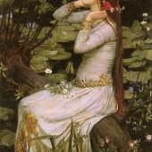 'Ophelia' William Waterhouse